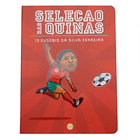 Sổ Tay Huyền Thoại Châu Âu - Eusébio Da Silva Ferreira