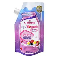 Muối Tắm Tẩy Tế Bào Chết Spa Yogurt Salt A Bonne' APM.00006 (350g có vòi) làm sạch và trắng da