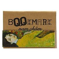 Bookmark Nam Châm Kính Vạn Hoa - Cô Gái Đến Từ Hôm Qua