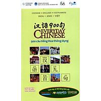 Everyday Chinese - 900 Câu Tiếng Hoa Thông Dụng