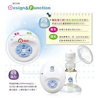 Máy Hút Sữa Bằng Điện Và Pin Kuku KU9021