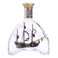 Thuyền Chai Lớn - Mẫu 2