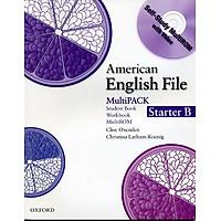 American English File Starter: Student Book/Work Book Multipack B