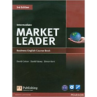 Market Leader (3Ed.) Intermediate: Course Book Standalone For South Asia - Paperback