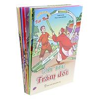 Combo Truyện Cổ Tích Viêt Nam (Gồm 15 Tập Truyện Tranh)