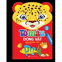 Tô Màu Động Vật - Song Ngữ Anh - Việt (Tập 3)