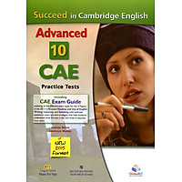 Succeed In Cambridge English - Advanced 10 CAE (Kèm CD)