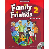 Family and Friends 2: Student Book and Time to Talk (Student Audio CD With Songs) (American English Edition)