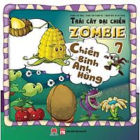 Trái Cây Đại Chiến Zombie (Tập 7) - Chiến Binh Anh Hùng