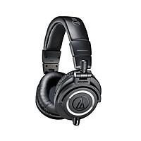 Tai Nghe Chụp Tai Audio Technica ATH-M50x - Hàng Chính Hãng