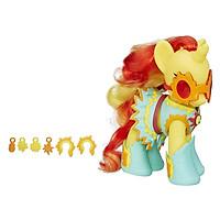 Đồ Chơi My Little Pony - Thời Trang Của Sunset Shimmer B0362/B0360