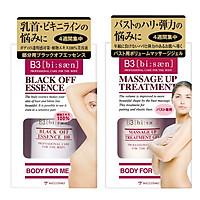 Combo Gel Massage Làm Săn Chắc Vùng Ngực + Sữa Dưỡng Làm Hồng Nhũ Hoa B3
