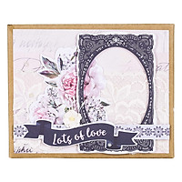 Box Album - Femininity - Lots Of Love BA1002