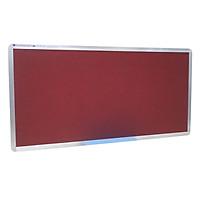 Bảng Ghim Vải Bố Bavico BB04 Đỏ - 0.8 x 1.2 m