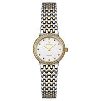Đồng Hồ Nữ Dây Kim Loại Bestdon BD9948L (21.5mm) - Bạc Phối Vàng