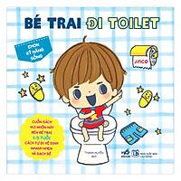 Ehon Nhật Bản - Bé Trai Đi Toilet