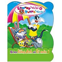 Looney Tunes Vừa Học Vừa Chơi (Tập 4) - Bé Học Tiếng Anh Và Tô Màu