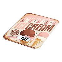 Cân Nhà Bếp Điện Tử Beurer KS19 – Ice-Cream  - Hàng Chính Hãng