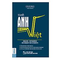 Từ Điển Anh - Việt (Bìa Mềm Xanh Đậm)