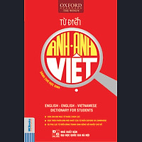 Từ Điển Anh - Anh - Việt (Bìa Mềm Đỏ)