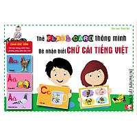Thẻ Flashcard Thông Minh - Bé Nhận Biết Chữ Cái Tiếng Việt