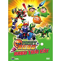 Robot Trái Cây - Trọn Bộ 13 Đĩa (DVD)