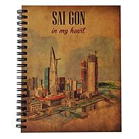 Sổ Tay Sài Gòn In My Heart - Bitexco