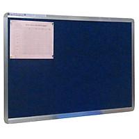Bảng Ghim Vải Nỉ Bavico BN01 Xanh – 0.4 x 0.6 m