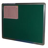 Bảng Ghim Vải Nỉ Bavico BN04 Xanh – 0.8 x 1.2 m