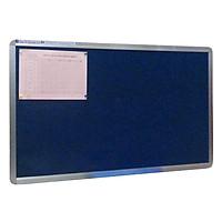 Bảng Ghim Nỉ Đa Năng Bavico Bn05 (0,8 x 1,2 m) - Xanh Biển