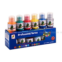 Hộp 12 Chai Màu Vẽ Colormate Acrylic 30ml - ACRYLIC-12B