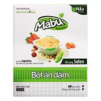 Bột Ăn Dặm Mabu (400g)