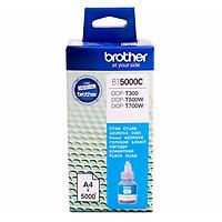 Mực In Brother BT5000C Ink Cho DCP-T300/T700W/MFC-T800W (Xanh lục) - Hàng Chính Hãng