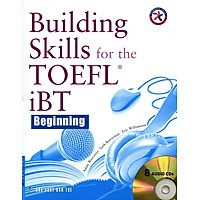 Building Skills For The Toefl IBT (Kèm 8 CD)