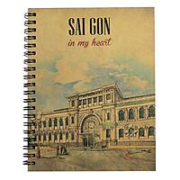 Sổ Tay Sài Gòn In My Heart - Bưu Điện Thành Phố