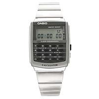 Đồng Hồ Nam Dây Kim Loại Casio CA-506-1DF (35mm) - Bạc