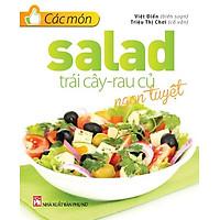 Các Món Salad Trái Cây - Rau Củ Ngon Tuyệt