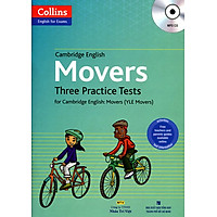 Collins - English For Exams - Cambridge English MoversThree Practice Test (Kèm CD)
