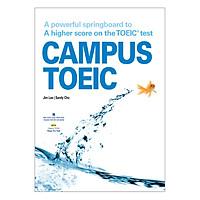 Campus Toeic - Kèm CD Hoặc File MP3 (Tái Bản)