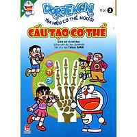 Doraemon Tìm Hiểu Cơ Thể Người - Cấu Tạo Cơ Thể