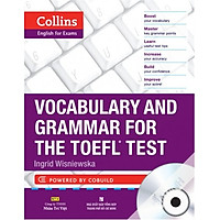 Collins Vocabulary And Grammar For The TOEFL Test (Kèm CD)
