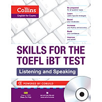 Collins Skills For The TOEFL iBT Test - Listening And Speaking (Kèm CD)