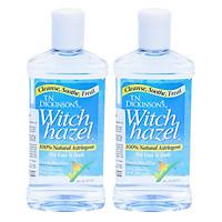 Combo 2 Chai Nước Cân Bằng Witch Hazel T.N.Dickinson's Witch Hazel Astringent (237ml/Chai) - 4201