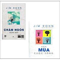Bộ Sách Jim Rohn: Bốn Mùa Cuộc Sống - Châm Ngôn Cuộc Sống