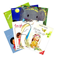 Combo Ehon Nhật Bản Tủ Sách Người Mẹ Tốt: Dành Cho Trẻ Từ 3 - 8 Tuổi - Tặng Kèm Sách Người Mỹ Giúp Con Ham Đọc Sách