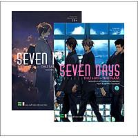 Combo Seven Days (Trọn Bộ 2 Tập) - Phiên Bản Thường