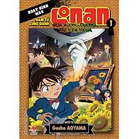 Thám Tử Lừng Danh Conan: Hoa Hướng Dương Trong Biển Lửa - Tập 1 (Màu)