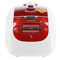 Nồi Cơm Áp Suất Điện Tử Cuckoo CRP-G1015M - 1.8L (Đỏ) - Hàng Chính Hãng
