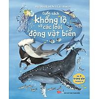 Big Book Of Sea Creatures – Cuốn Sách Khổng Lồ Về Các Loài Động Vật Biển