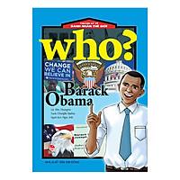 Chuyện Kể Về Danh Nhân Thế Giới - Barack Obama (Tái Bản 2017)